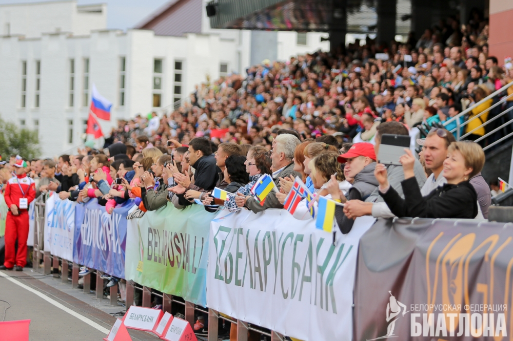 "12 thousand spectators attended the ""Race of Legends""!"